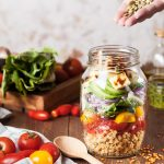 Healthy food tips on the road